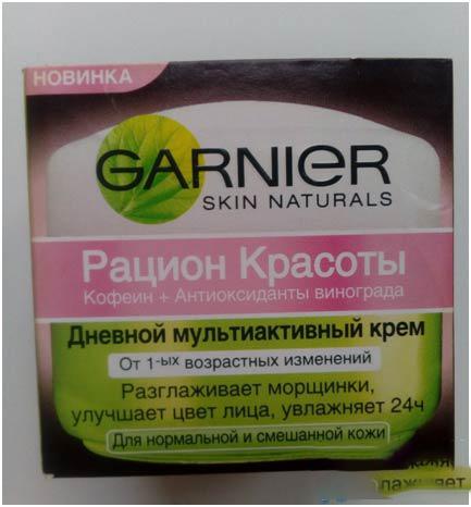 Garnier Рацион